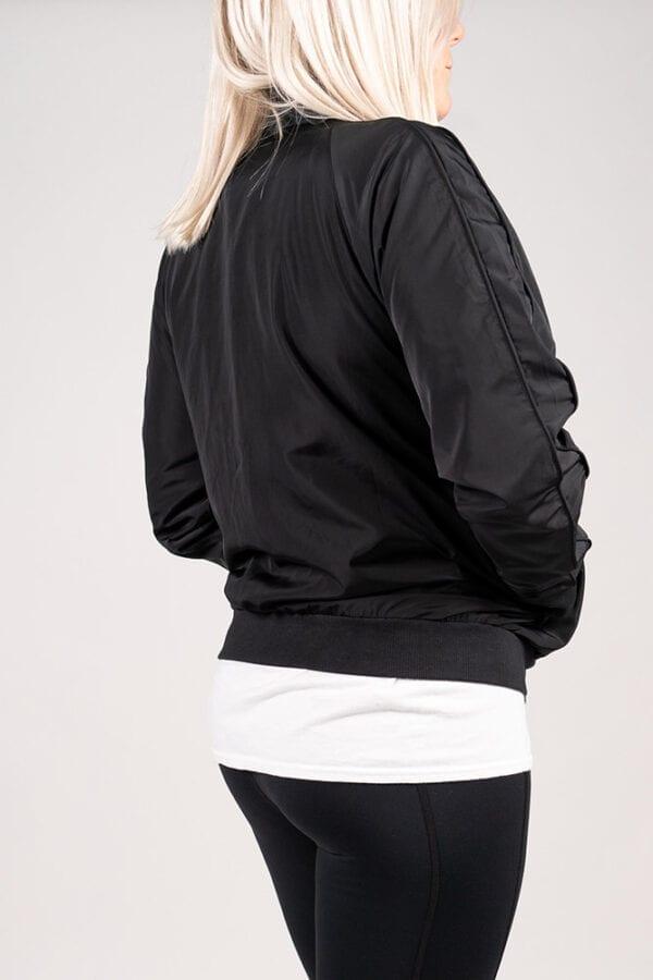 recycled bomber jacket